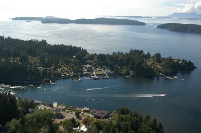 Bamfield Vancouver Island